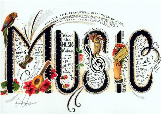 Music Scribbles